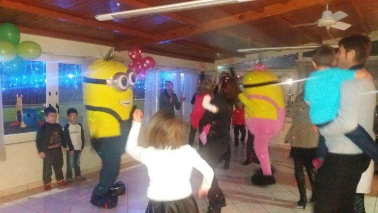 festa a tema minion