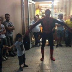 spiderman fondi
