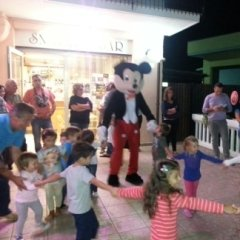 ballo con topolino