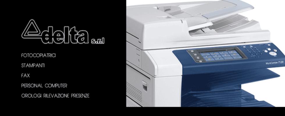 fotocopiatrici e stampanti