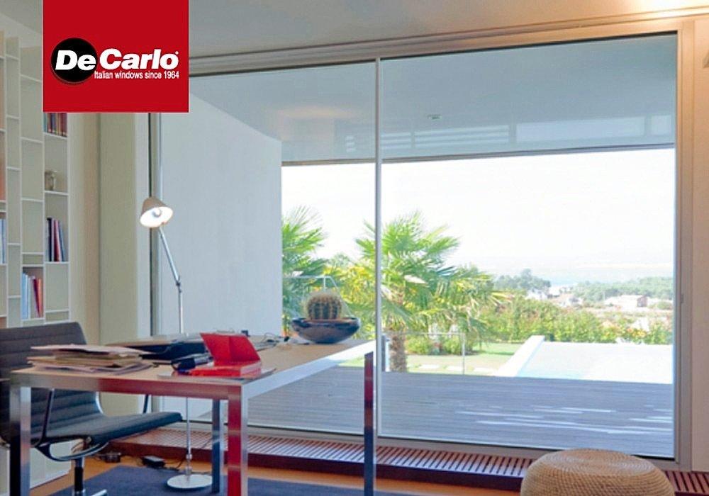 Infissi in legno e alluminio villafranca in lunigiana massa e carrara g b serramenti - De carlo finestre ...