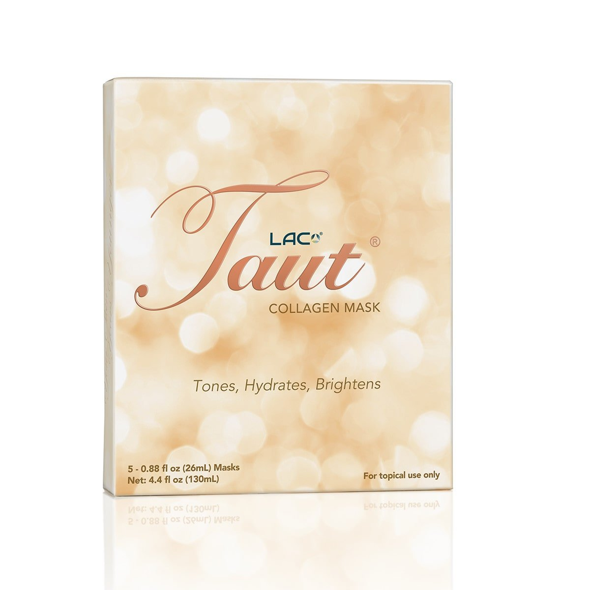Taut Collagen Masks - Tone, Hydrate, Brighten | Renewalliance Inc DBA Taut®USA