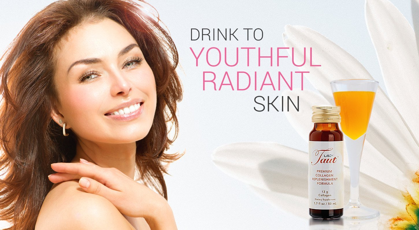 Drink to Youthful Radiant Skin