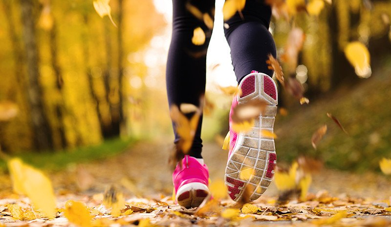 Exercise brightens your skin, strengthens your body and helps you sleep better!