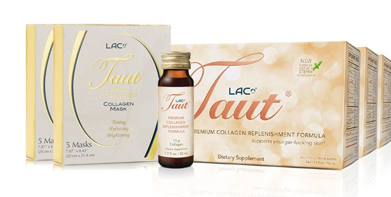 Intense Transformation 3 Boxes Collagen Drinks 2 Boxes Collagen Masks