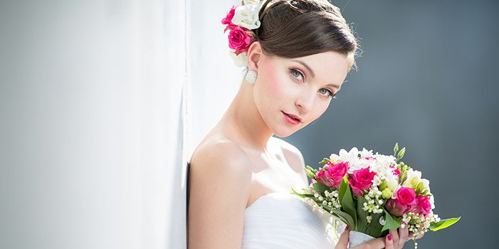 Collagen can help you and your wedding party get ready for your big day beautiful bride