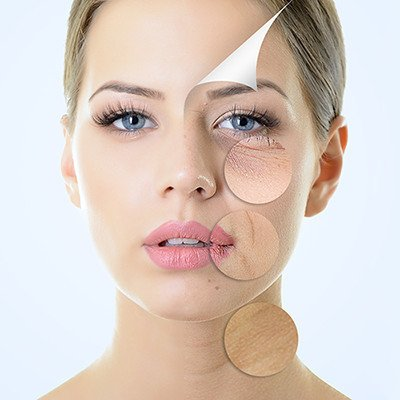 Collagen levels begin to steadily decrease as early as our 20's, leading to wrinkles, sagging skin and dullness.
