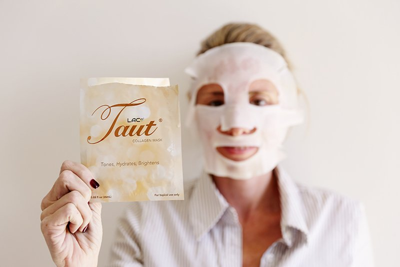 Brighten & Hydrate Your Skin with Taut Collagen Masks | RenewAlliance Inc. dba TautUSA