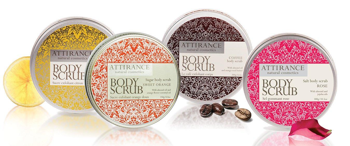 Attirance Body Scrubs | RenewAlliance