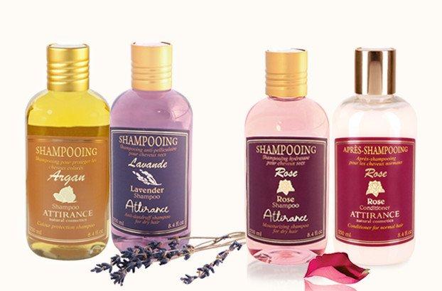 Attirance Shampoo and Conditioner   RenewAlliance