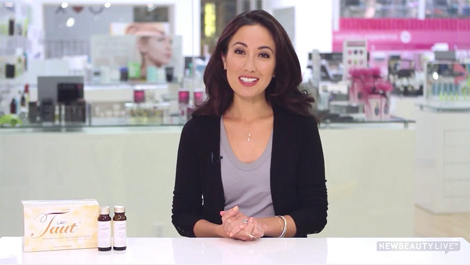 Susan Yara from New Beauty reviews Taut Premium Collagen | RenewAlliance