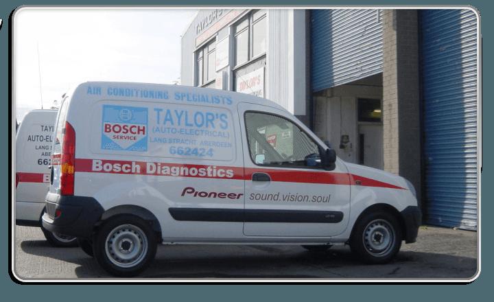Auto electronics - Montrose, Arbroath, Inverurie - Taylors Auto Electrical - feature image 2