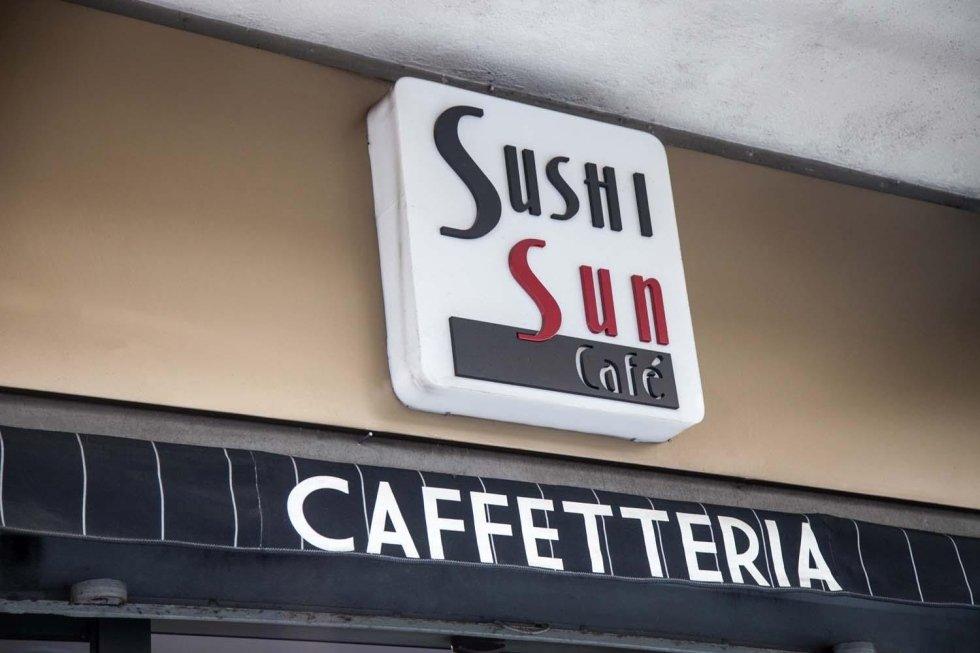 sushi casilina
