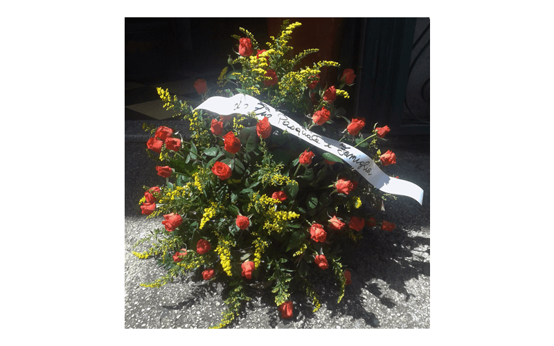 fiori funerali religiosi