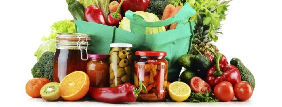 Frutta e verdura dettaglio