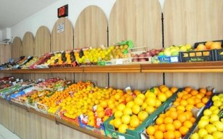 Vendita arance ed agrumi