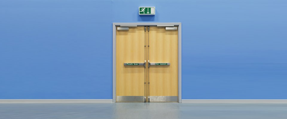 BM Trada Q-Mark registered fire doors in Bradford and Leeds & We can install fire doors for your property in Bradford