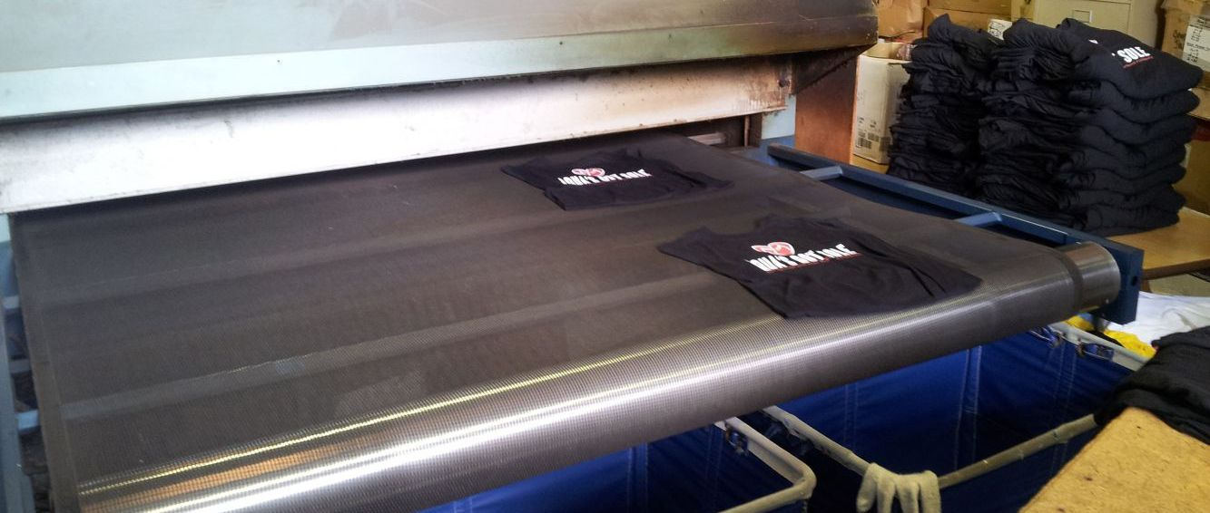 Our screen printing company in Honolulu, HI