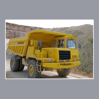 Perlini camion
