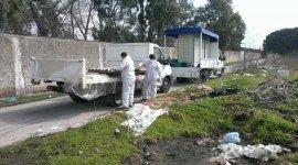 bonifiche e rimozione rifiuti, carta, plastiche