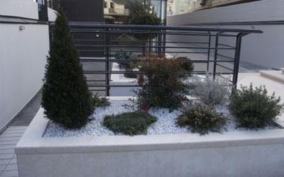 Giardini condominio