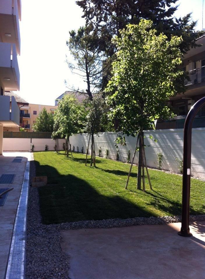 realizzazione area verde
