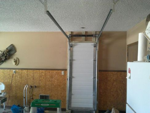 Capital Overhead Door vehicle