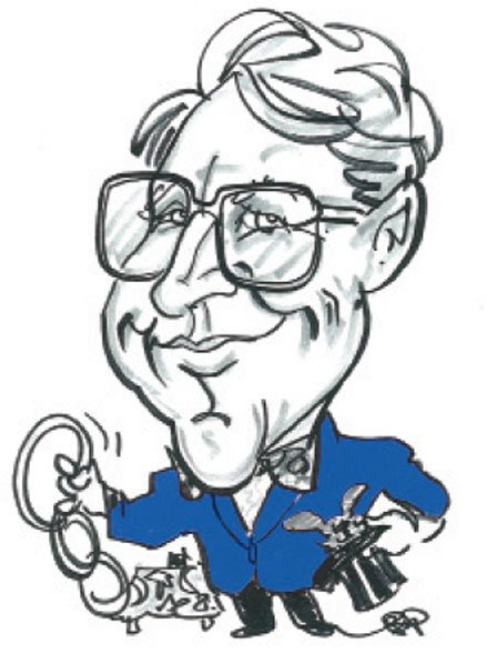Andrew Wilson cartoon