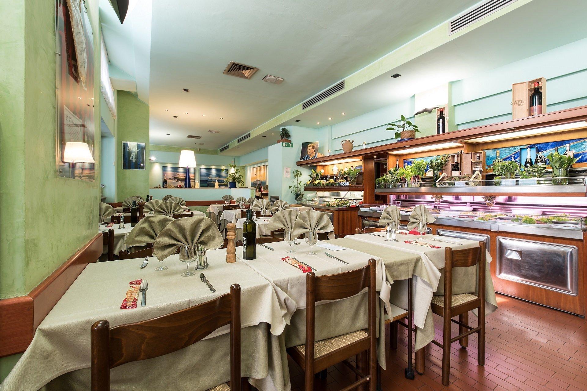 ristorante per cene di lavoro