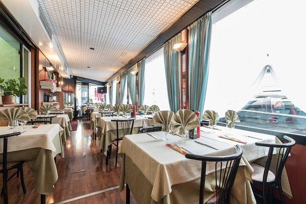 ristorante a due passi dalla fiera di milano