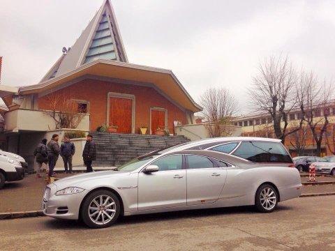 jaguard trasporto funebre