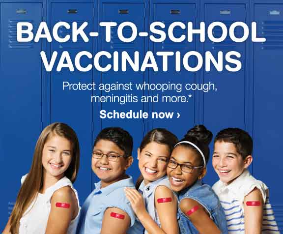 Texas School Vaccinations