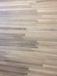 Light-coloured wooden flooring