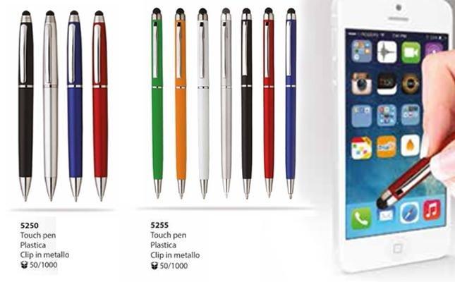 touch pen plastica