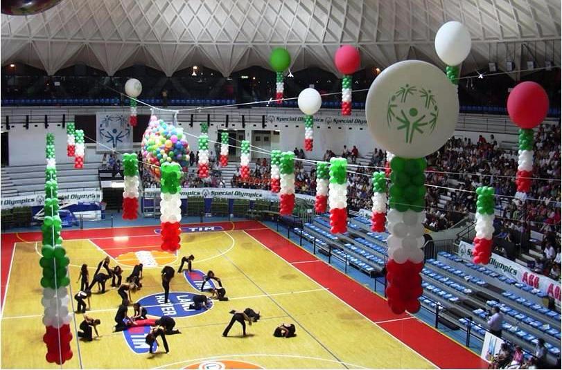 palloncini ad elio per eventi