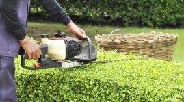 riparazione macchine da giardinaggio, piccoli trattori