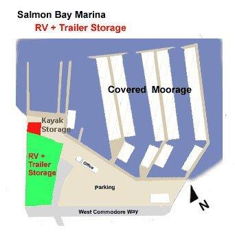 Marina Moorage & Boat Storage Seattle, WA