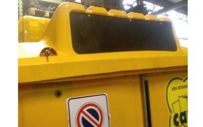 Realizzazione serrature rifiuti Sarsina