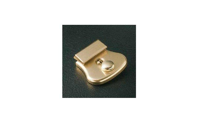 serratura ottone anticato B
