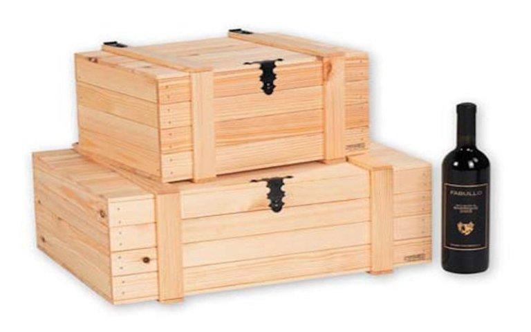 applicazioni cassette di legno