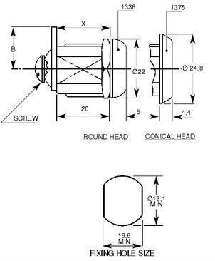 cilindretto universale