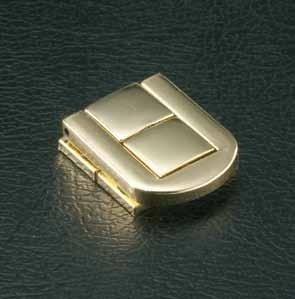 chiusura oro con fori piccolo