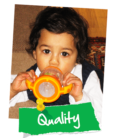 koala calamvale child care centre quality banner