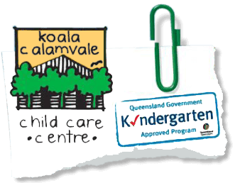 koala calamvale child care centre logo