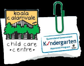 koala calamvale child care centre logo