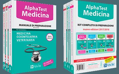 Alpha Test Preparazione  Medicina 2017, Alpha-Test-Medicina_-Kit-completo-di-preparazionee