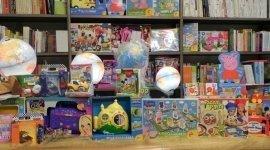 Libri e giochi per bambini, librerie Napoli