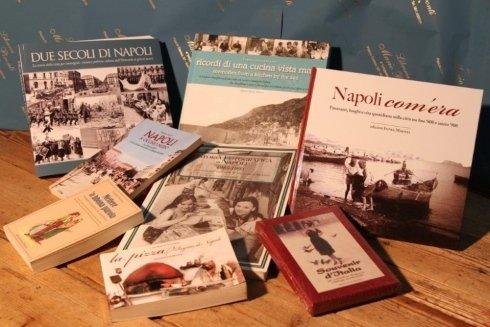 Libri sulla storia di Napoli e la cultura napoletana