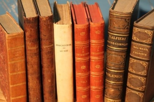 Testi antichi e libri per collezionisti