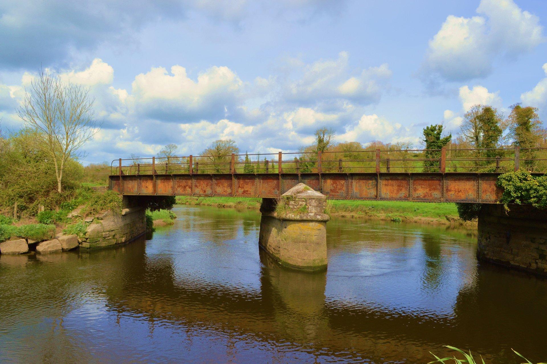 a small bridge